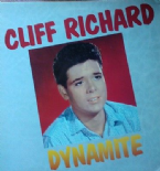 CLIFF RICHARD LP - DYNAMITE - 14 TRACKS - GREAT 50s BRITISH ROCK AND ROLL